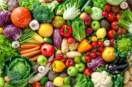 légumes bios
